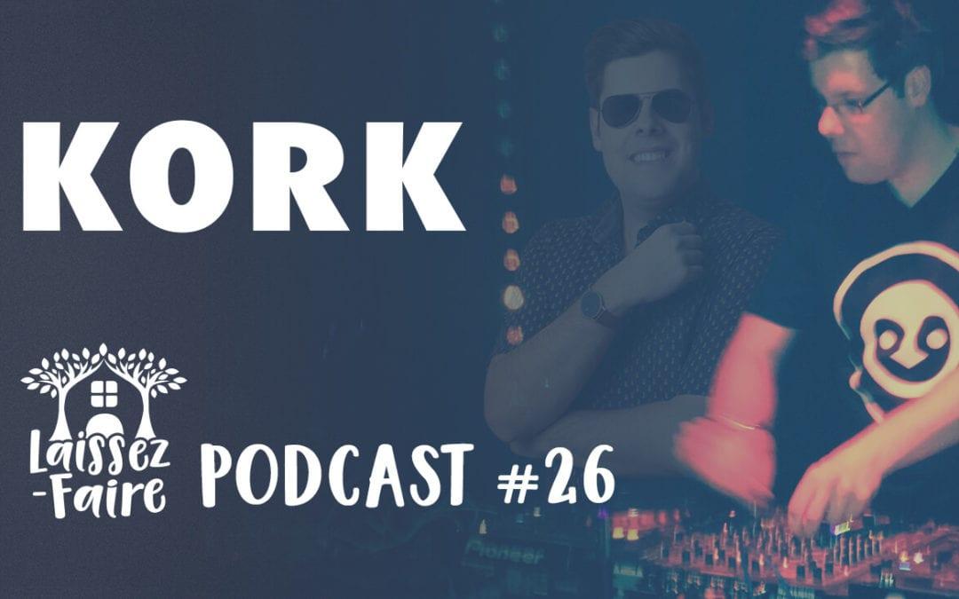 Laissez-Faire Podcast #26 – Kork