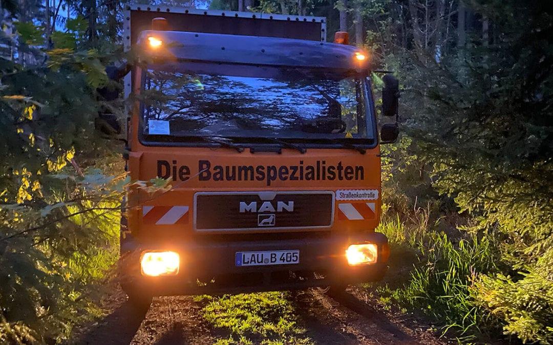Schleusen-Entrümpelung am 20.05.2020
