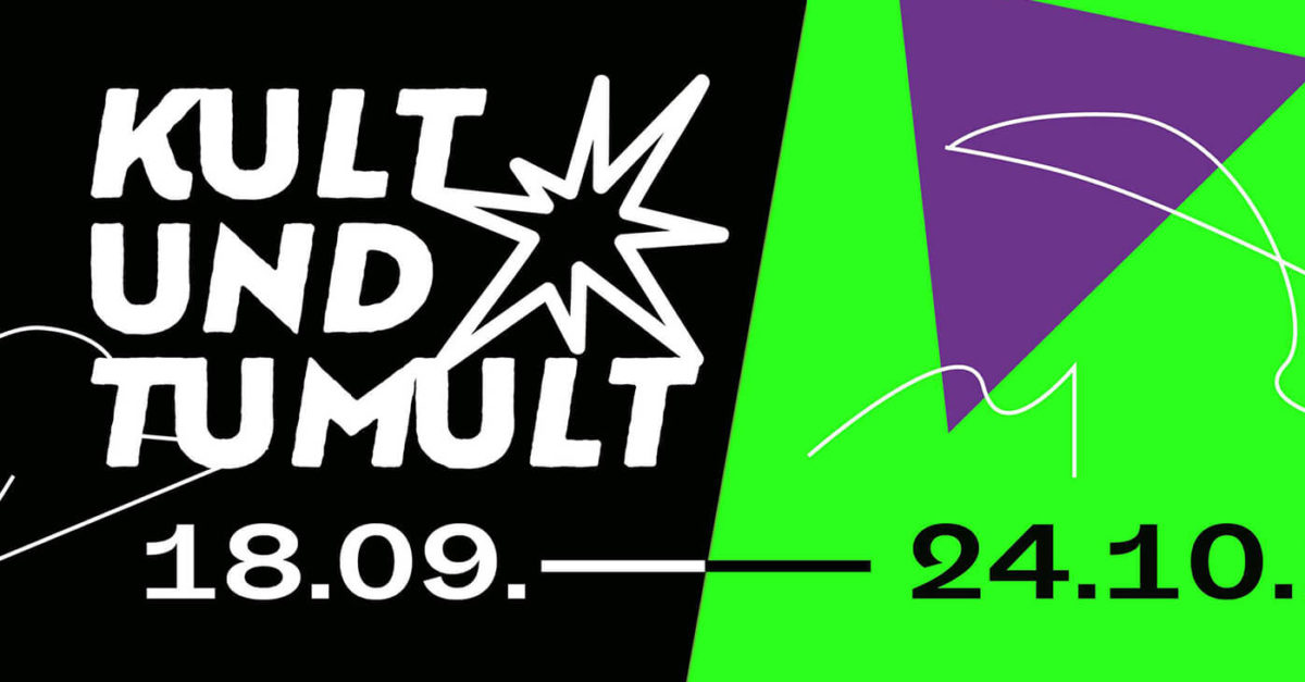 Laissez-Faire auf Kult & Tumult vom 18.09. – 24.10.2020